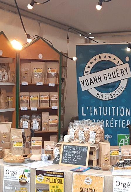 Graine de Breton Agenda Salons